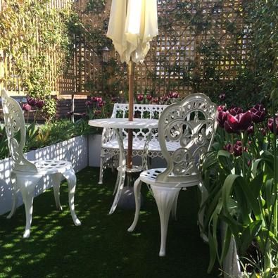 rooftop garden Landscaper in Central London and Knightsbridge